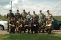 Gruppenbild in den Storck Barracks