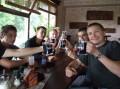 Wir trinken nur -KOFOLA-