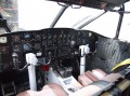Das Cockpit der Skyvan SC 7