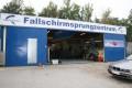 Das Fallschirmsprungzentrum