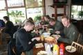 Gemeinsames Mittagessen