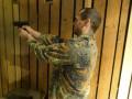 Auf dem Pistolenstand