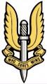 Das Logo und Wappen der SAS