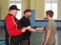 Verleihung der Urkunden und Abzeichen