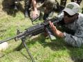 Einweisung durch das US Militaer