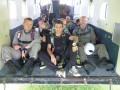 Unsere Freifaller in der Skyvan