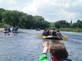 Auf dem Fluss