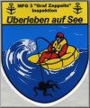 Inspektion Ueberleben auf See