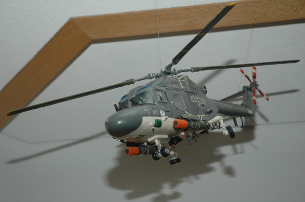 sea-lynx-helicopter-modell