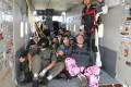Boarding Skyvan SC 7