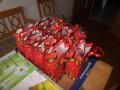 Die mitgebrachten Geschenke