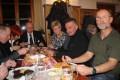 Geimeinsames Abendessen  beim Heurigen