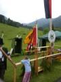 Die Fahne der Kaiserschuetzen