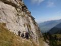 Das Ausbildungsgebiet auf 1600 m