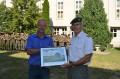 Ehrenverleihung an Brigadier Mag. Gerhard HERKE