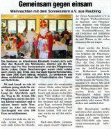 Pressebericht ueber den ehrenamtlichen