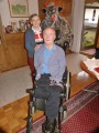 Bei unserem schwerstbehinderten