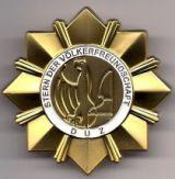 Stern der Voelkerfreundschaft in Gold
