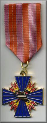 Brandschutz-Ehrenkreuz