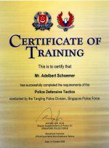 Police Defensive Tactics