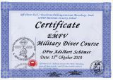 Military Diver Course