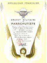 Brevet Militaire France