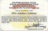 Philippine Army Jump ID