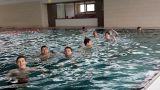 Die zweite erfolgreiche Stundenschwimmergruppe