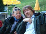 Mit meiner Frau Elisabeth