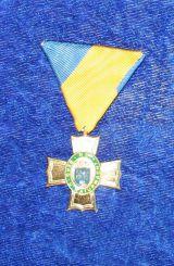 Das goldene Ehrenabzeichen