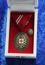 Die bronzene Verdienstmedaille