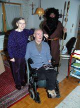 Bei unseren schwerstbehinderten Freund