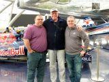 LTC Thomas, Vizeprsäsident Adi und LTC Slater