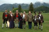 Die EMFV-Teilnehmermannschaft