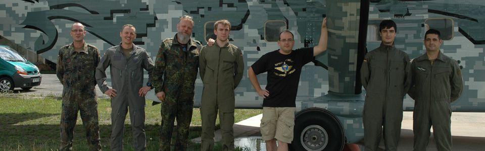 Kommandobiwak in Klatovy vom 28.07.2016-31.07.2016