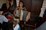 Marga sorgt für musikalische Unterhaltung
