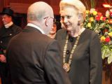 Die Oberbürgermeisterin der Stadt Rosenheim