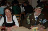 GebSchtz-Hauptmann Toni Egger mit seiner Frau