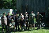 Gruppenbild der Sportschützengruppe