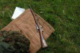 Ein russisches Mosin Nagant Gewehr
