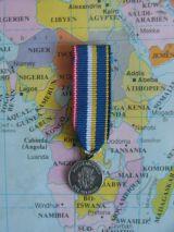 Die Miniaturmedaille / The miniature medal