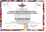Die Verleihungsurkunde/The award certificate