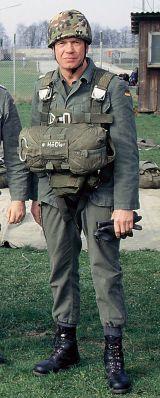 Oberstabsfeldwebel a.D. Peter Voss