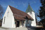 Die evangelische Kirche in Kiefersfelden